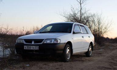 Nissan AD 2002 отзыв автора | Дата публикации 04.11.2020.