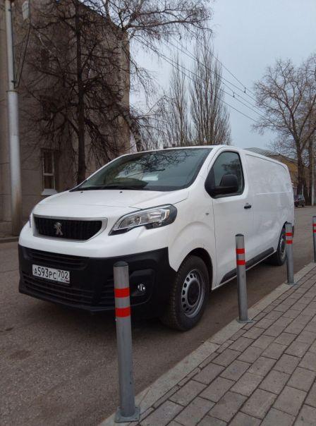 Peugeot Expert 2019 - отзыв владельца