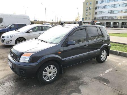 Ford Fusion 2008 - отзыв владельца