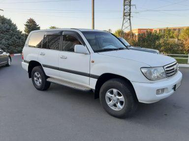 Toyota Land Cruiser 1999 отзыв автора | Дата публикации 07.11.2020.