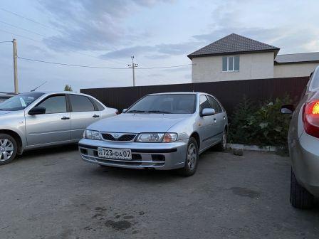 Nissan Almera 1998 - отзыв владельца