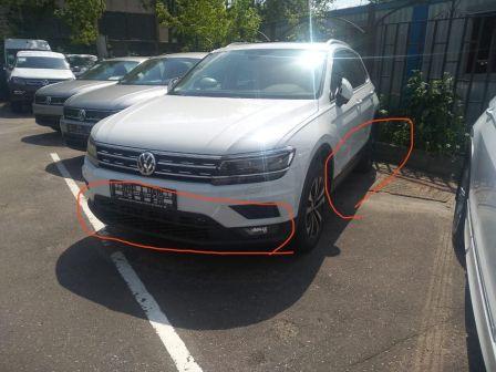 Volkswagen Tiguan 2020 - отзыв владельца