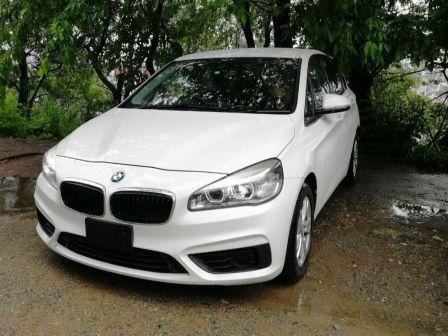 BMW 2-Series Active Tourer 2015 - отзыв владельца