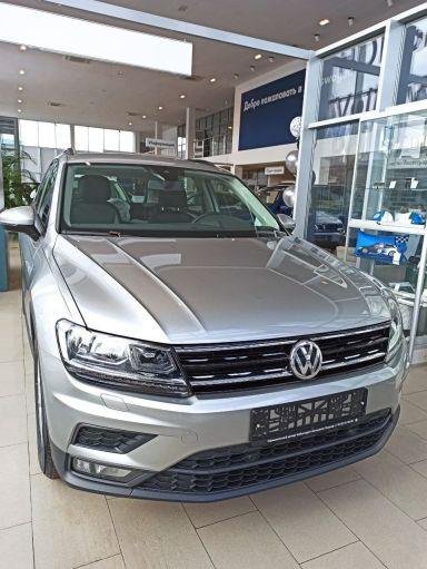 Volkswagen Tiguan 2020 отзыв автора | Дата публикации 13.11.2020.