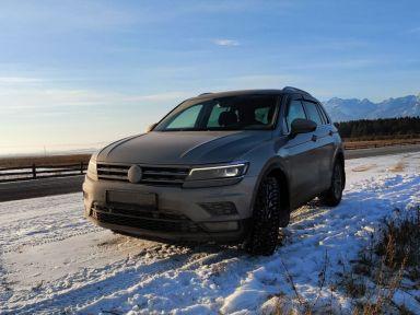 Volkswagen Tiguan 2017 отзыв автора | Дата публикации 14.11.2020.
