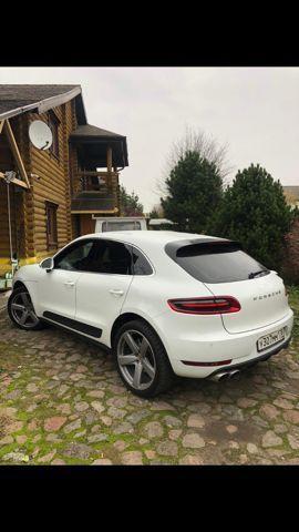 Porsche Macan, 2016