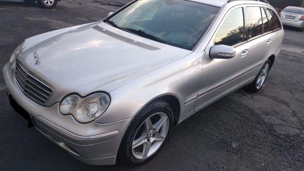 Mercedes-Benz C-Class 2002 - отзыв владельца