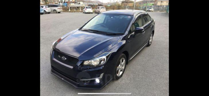 Subaru Impreza 2016 - отзыв владельца