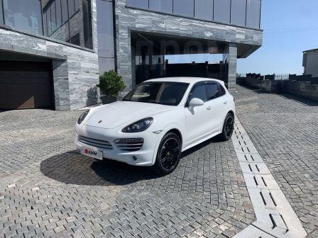 Porsche Cayenne 2013 - отзыв владельца