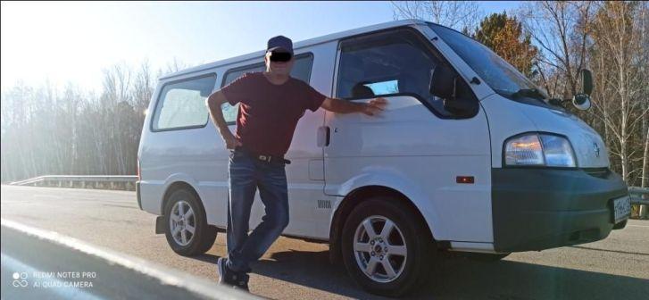 Nissan Vanette 2013 - отзыв владельца