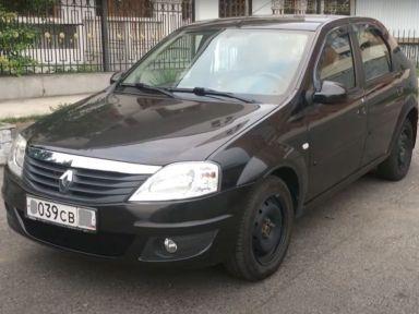 Renault Logan 2011 отзыв автора | Дата публикации 20.11.2020.