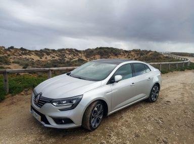 Renault Megane 2019 отзыв автора | Дата публикации 21.11.2020.