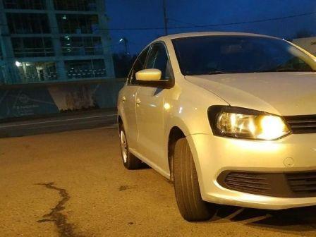 Volkswagen Polo 2011 - отзыв владельца