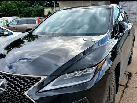 Lexus RX300 2020 - отзыв владельца