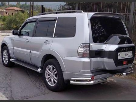 Mitsubishi Pajero 2015 - отзыв владельца