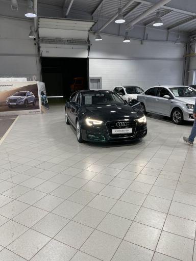 Audi A5 2013 отзыв автора | Дата публикации 27.11.2020.