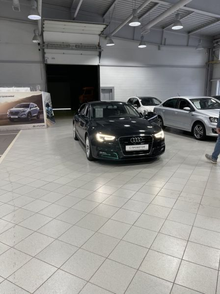 Audi A5 2013 - отзыв владельца