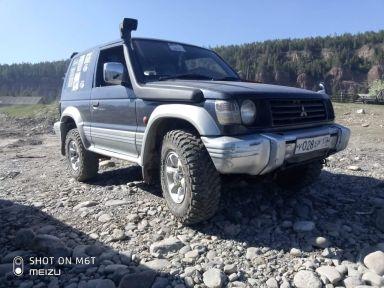 Mitsubishi Pajero 1997 отзыв автора | Дата публикации 28.11.2020.