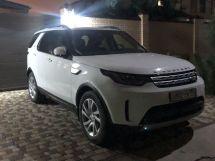 Отзыв о Land Rover Discovery, 2017 отзыв владельца