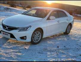 Чернышевск Toyota Mark X 2015