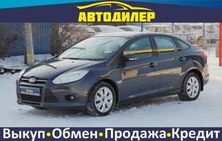 Новокузнецк Focus 2013