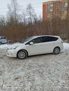 Новосибирск Prius a 2013