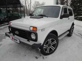 Славгород 4x4 2121 Нива 2019