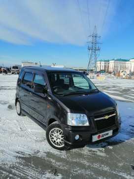 Хабаровск Chevrolet MW 2008