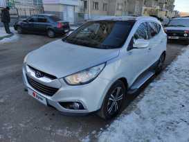 Новочебоксарск Hyundai ix35 2011