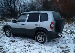 Зима Niva 2010
