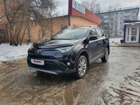 Иркутск RAV4 2016
