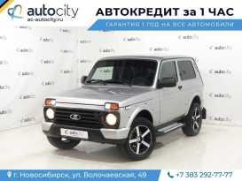 Новосибирск 4x4 Урбан 2018