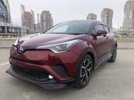 Хабаровск Toyota C-HR 2017