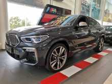 Сочи BMW X6 2020