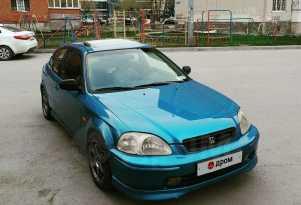 Тюмень Civic 1997