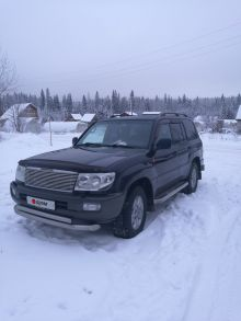 Чусовой Land Cruiser 2002