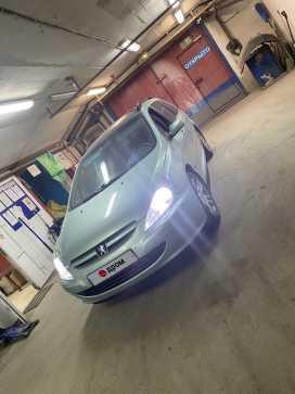 Екатеринбург Peugeot 307 2003