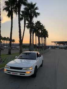 Сочи Corolla 1992