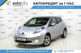 Новосибирск Nissan Leaf 2011