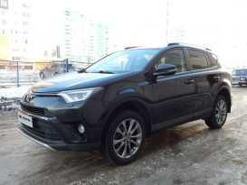 Барнаул Toyota RAV4 2016