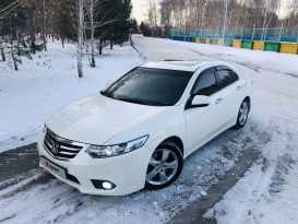 Омск Honda Accord 2011