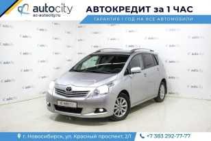 Новосибирск Toyota Verso 2010