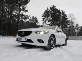 Кемерово Mazda6 2014