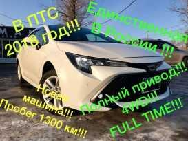 Хабаровск Corolla 2018