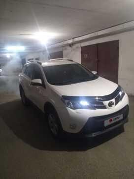 Томск Toyota RAV4 2014