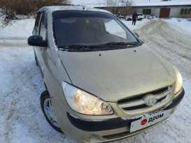 Курган Hyundai Getz 2007