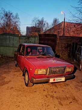 Нижний Новгород 2107 2000