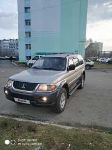 Новосибирск Montero Sport 1999