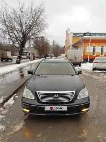 Новосибирск Celsior 2004