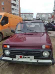 Вологда 4x4 2121 Нива 2002